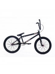 Rower BMX Academy Desire 9 Matte Black / Hot Pink