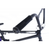 Rower BMX Academy Entrant 9 Matte Black / Purple