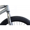 Rower BMX Academy Entrant 9 Metal Grey / Red