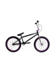 Rower BMX Academy Desire 2016 Black / Purple