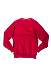 Bluza Turbokolor TK Crewneck Red