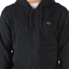 Bluza Vans Core Basics Zip Hoodie IV Black Heather