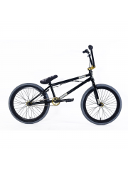 Rower BMX Colony Emerge 8 Gloss Black / Gold
