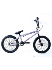 Rower BMX Colony Inception 9 Pearl Silver / Rainbow 18""