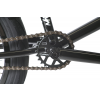Rower BMX Division Spurwood 9 Freecoaster Black