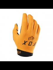 Dziecięce rękawiczki Fox Junior Ranger Atomic Orange