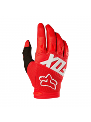 Rękawiczki Fox Junior Dirtpaw Race Red