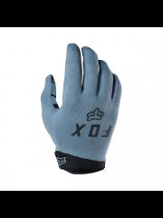 Dziecięce rękawiczki Fox Junior Ranger Light Blue