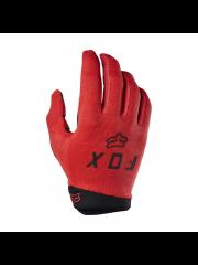 Dziecięce rękawiczki Fox Junior Ranger Bright Red