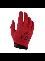 Dziecięce rękawiczki Fox Junior Ranger Cardinal