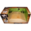 Tech Deck Wood Sk8 Parks Wooden Ramp with Rail