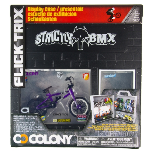 Zestaw FlickTrix Strictly Bmx Shop