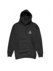 Bluza HUF Triple Triangle Pullover Hooded Black