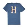 Koszulka HUF PLP S/S Gold Print Twilight
