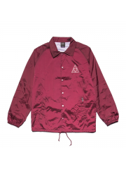 Kurtka Huf Triple Triangle Coach Maroon