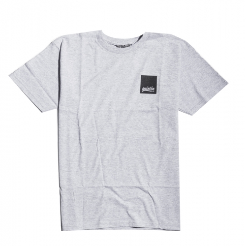 Koszulka Quintin SQ2 Heather Grey