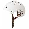 Kask King Kong Mat White (Brown Straps)