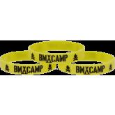 Opaska BMX CAMP Yellow / Black