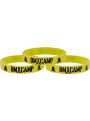 Opaska BMX CAMP Yellow Black