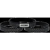 Opaska Ave BMX Black Tire