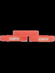 Opaska Scootive Blocks Red