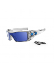 Okulary Oakley Batwolf Polished Clear / Ice Iridium
