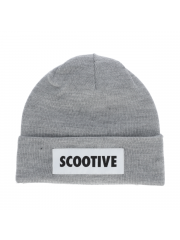 Czapka Scootive Tag Grey