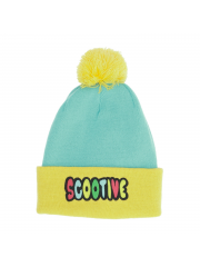 Czapka Scootive Harlequin Mint / Lemon
