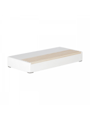 Grand Fingers White Wave Manny Pad City Bench Style