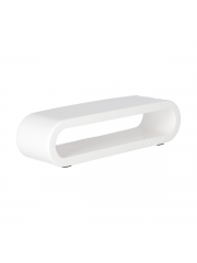Grand Fingers White Wave City Bench