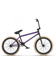 Rower BMX WTP Reason 8 Matt Translucent Purple