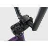 Rower BMX WTP Reason FC 8 Matt Translucent Purple