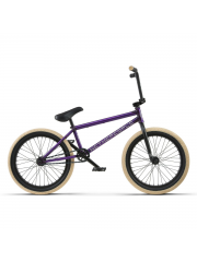 Rower BMX WTP Reason FC 8 Matt Translucent Purple