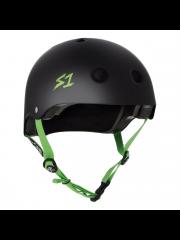 Kask S1 Lifer Black Matte / Green