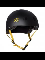 Kask S1 Lifer Black Matte / Yellow