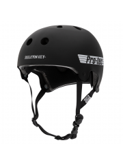 Kask Pro-Tec Skeleton Key Old School Black / White