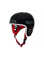Kask Pro-Tec Full Cut Gloss Black