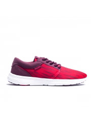 Buty Supra Hammer Run Red / Burgundy - White