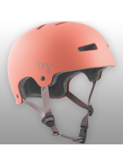 Kask TSG Evolution Women Solid Color Satin Salmon
