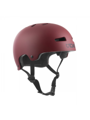 Kask TSG Evolution Youth Solid Color Satin Oxblood
