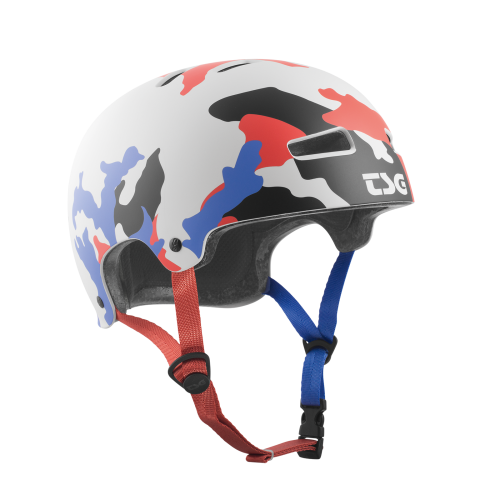 Kask TSG Evolution Graphic Design Camo Ber