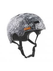 Kask TSG Evolution Graphic Design Stickerbomb