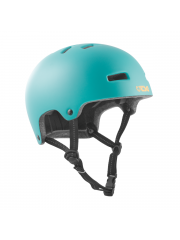 Kask TSG Nipper Maxi Solid Color Satin Cauma Green