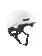 Kask TSG Status Solid Color Solid Satin White