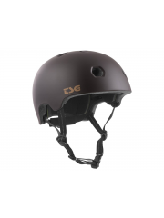 Kask TSG Meta Solid Color Satin Black Chocola