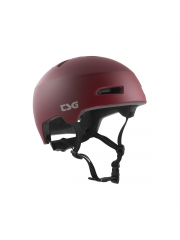 Kask TSG Status Solid Color Satin Oxblood