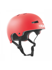 Kask TSG Evolution Solid Color Satin Sonic Red