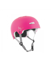 Kask TSG Evolution Women Solid Color Himbeereis