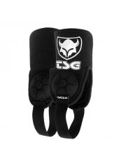 Ochraniacze kostki TSG Single Guard Black