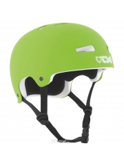 Kask TSG Evolution Youth Solid Colors Flat Lime Green